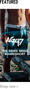 The AG47 Remix Brigg Boardshort