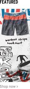 Warhead Boardshorts